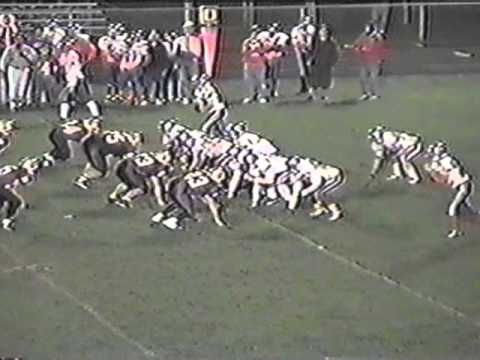 2000 10 06 Football Union City at Hagerstown