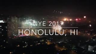 Hawaii's New Years Eve Culture 2017