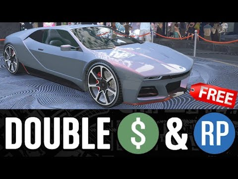 GTA 5 - Event Week - DOUBLE MONEY & Discounts (Property & Ve