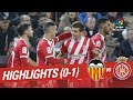 Resumen de Valencia CF vs Girona FC (0-1)
