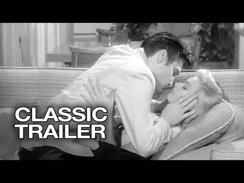 Jailhouse Rock Official Trailer #1 - Elvis Presley Movie (1957) HD