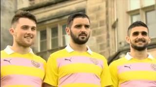 Hearts Fc New Strip 2016 2017 Football Season Revealed
