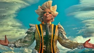 'A Wrinkle in Time' Official Trailer (2018) | Oprah Winfrey, Reese Witherspoon