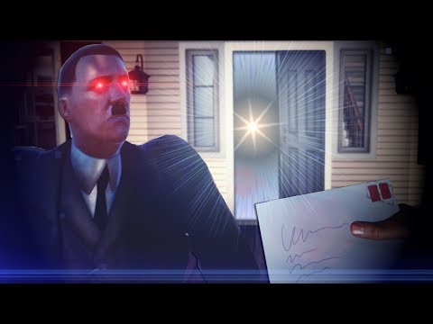 WITZIGER als HELLO NEIGHBOR? (Who Is This Man)