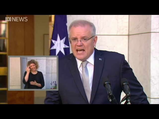 Scott Morrison - STOP IT! (Offical Video)