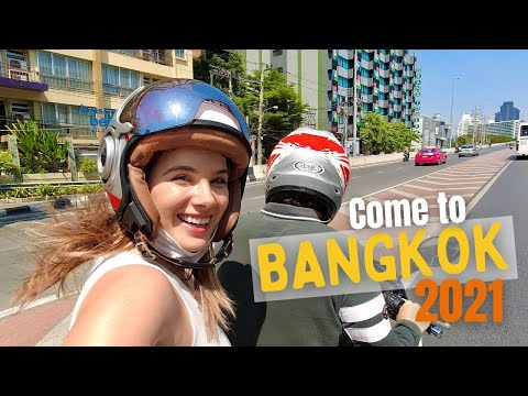 BANGKOK IN 2021 | First Impressions, City Tour + Future Of Thai Tourism