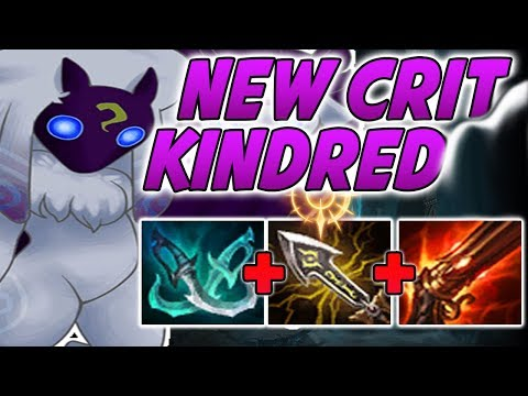 New Phantom Dance Carried Me Through Playing Awful | Kindred Jungle - LOL