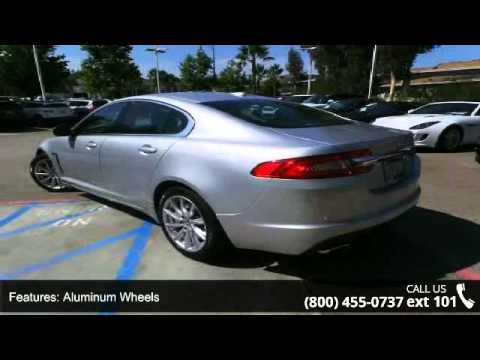 2012 Jaguar XF   Jaguar Land Rover Of Mission Viejo   Mi.