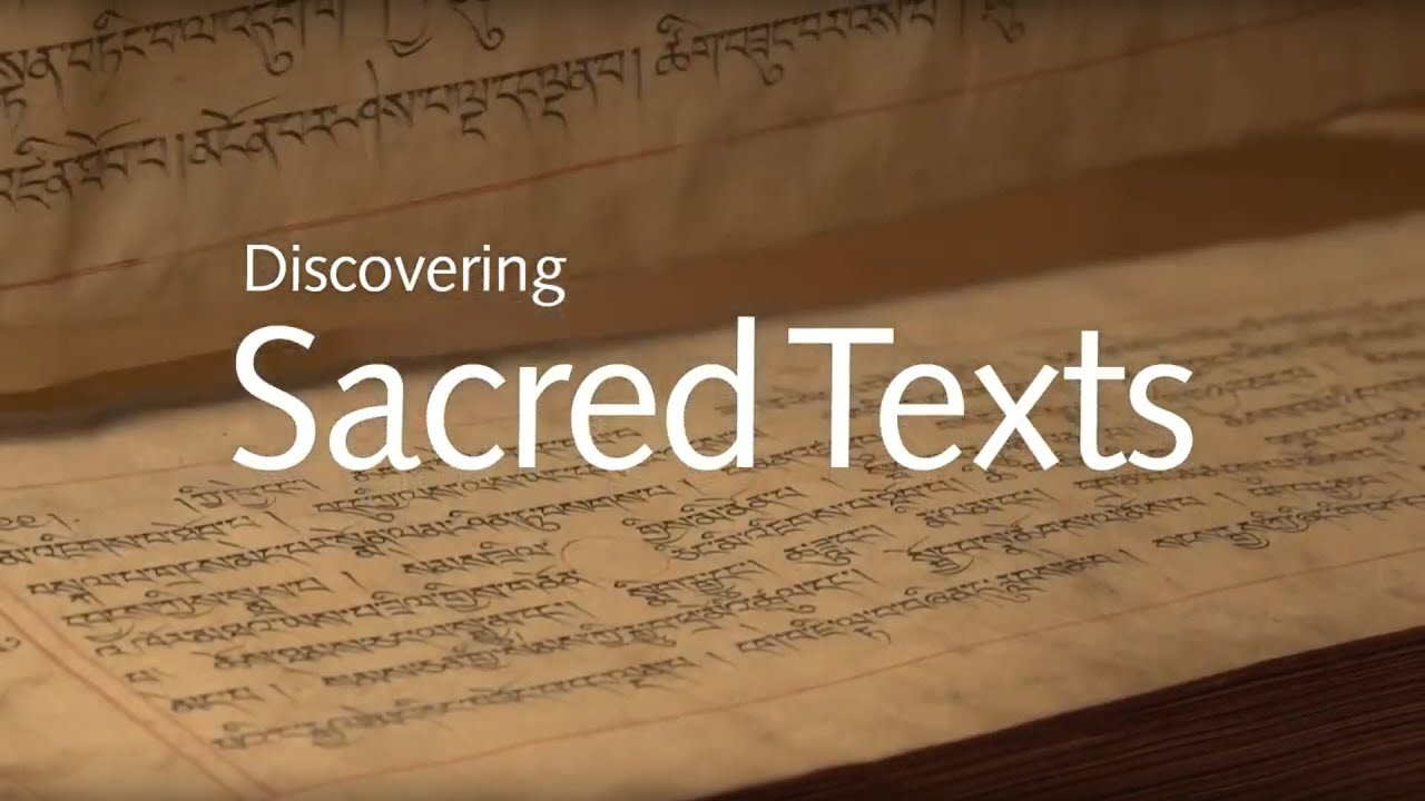 Discovering Sacred Texts: Buddhism