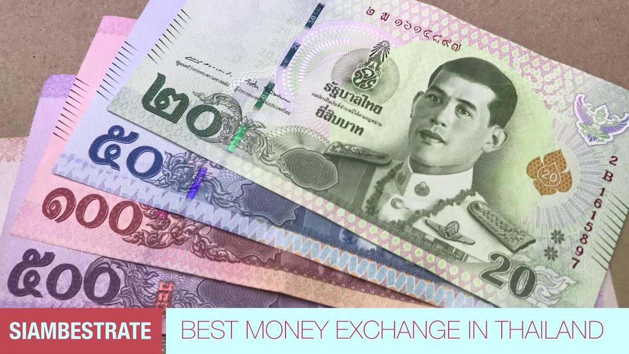 Best Money Exchange Thailand 2019