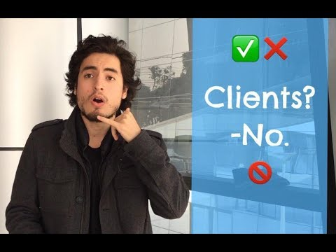 Why you're NOT Getting Clients (Social Media Marketing Agency)