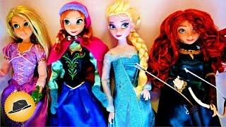 Какие проблемы у принцесс Дисней? [Про Мультики]