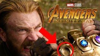 Avengers Infinity War Trailer #2 Breakdown!