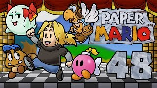 Let's Play Paper Mario [German][#48] - Peach nimmt am Trivia-Quiz teil!