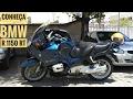 BMW R 1150 RT: Conheça a touring luxuosa da BMW - Video 1