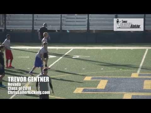 Trevor Gentner - Kicker