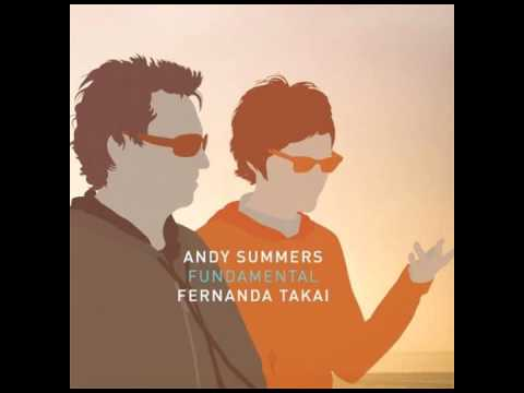 Fernanda Takai and Andy Summers - Fundamental - CD Fundamental