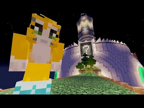 Minecraft Xbox - The Lost Sword - Sewer Struggles {9}