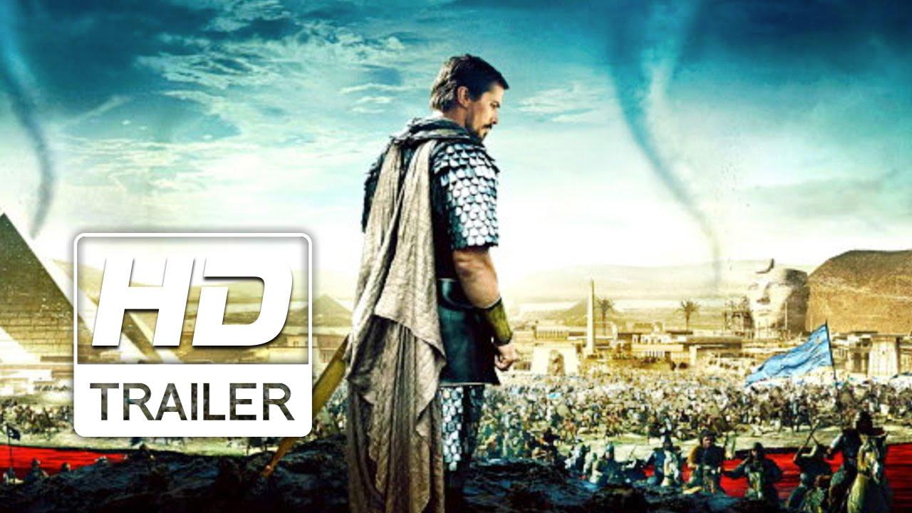 Êxodo: Deuses e Reis | Segundo Trailer Legendado HD | 2014