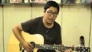 [Phần 2][Guitar]Hướng dẫn chơi: Mắt đen - Bức Tường