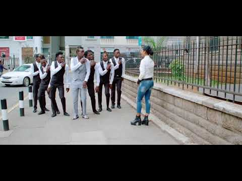 Willy Paul jigi jigi dance video