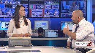 Ish-juristi i OSHEE, Romeo Kara i ftuar në studion e Report Tv pas ...