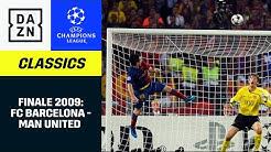 Kopfballungeheuer Lionel Messi sichert Barca den Titel | UEFA Champions League | DAZN Classics
