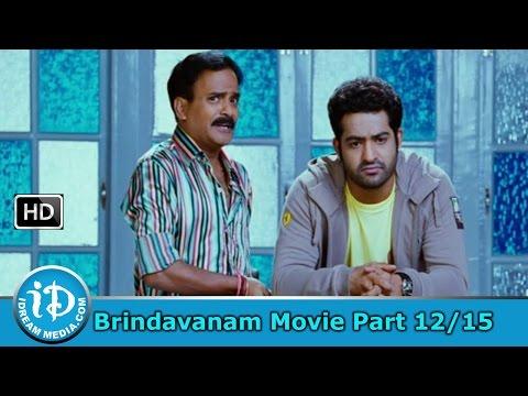 Brindavanam Movie Part 12/15 - Jr NTR, Samantha, Kajal Agarwal