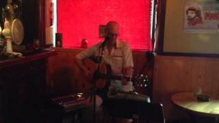 Alan McCoy lyd prøve Cafe Lystig Fredag d. 7/6.