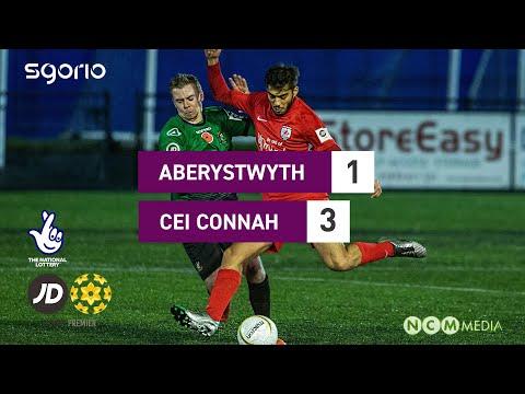 Aberystwyth Connahs Q. Goals And Highlights