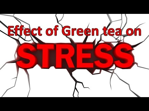 Effect of Green tea on Stress