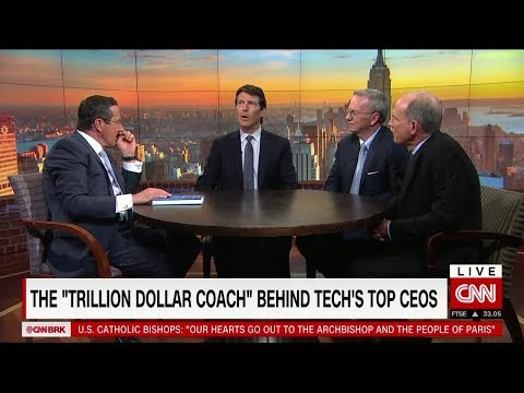 "The ""trillion dollar coach"" behind tech's top CEOs Mp3"