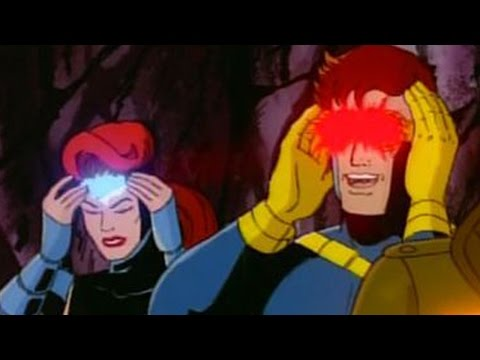 Total Eclipse of the Heart but Every Time Bonnie Tyler Says Turn Around Bright Eyes Cyclops Passionately Cries Out for Jean Grey