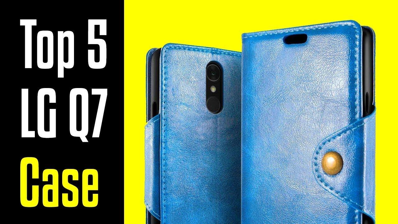 new concept a5b70 31a43 🔻Top 5 Best LG Q7 Cases!🔺[4K]