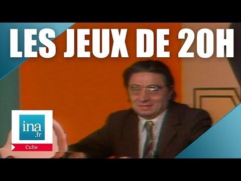 Les Jeux de 20 Heures : la 1ère émission | Archive INA