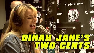 Dinah Jane On Being Polynesian In The Music Industry [TATI'S 2 CENTS]