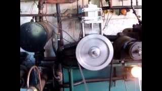 moteur vapeur moderne