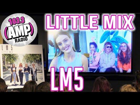 Little Mix #LM5 Listening Party Boston Q&A || 103.3 AMP Radio Mp3