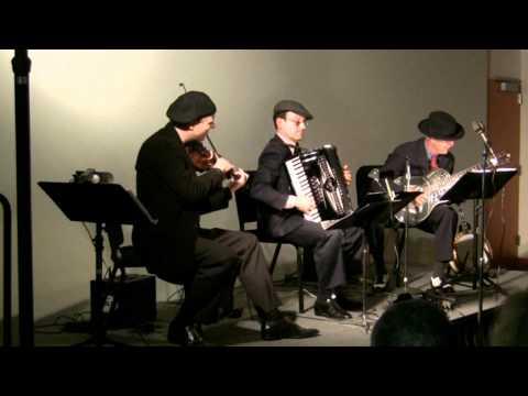 GYPSY JAZZ/GITAN by Nick Ariondo-Django Reinhardt