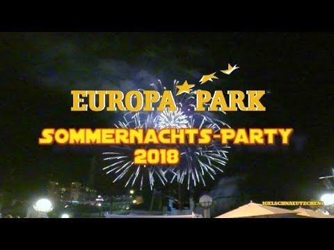 EUROPAPARK Sommernachtsparty 2018