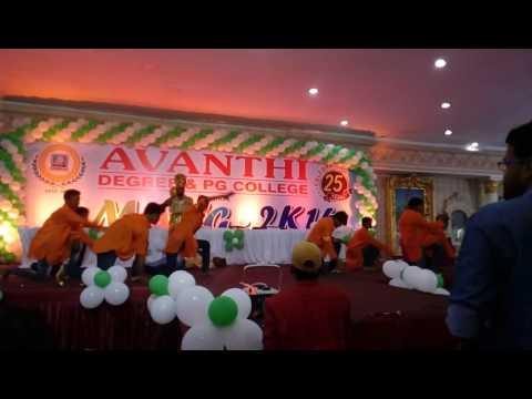 Sri anjaneyam video song by rockstarz( ranadeep)