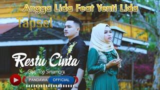 Restu Cinta Angga Lida Feat Yenti Lida Tapsel Terbaru Pandawa
