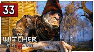 Let's Play The Witcher 3 Blind Part 33 - Ladies of the Wood - Wild Hunt GOTY PC Gameplay