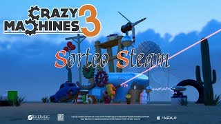 21º Sorteo | Crazy Machines 3