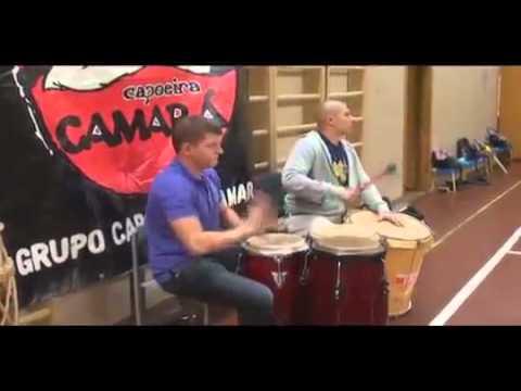 Capoeira Camara Russia - music class