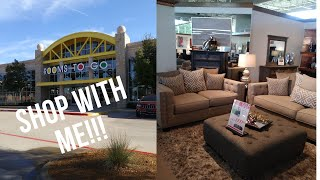 Shop with Me | Rooms to Go | Furniture Shopping