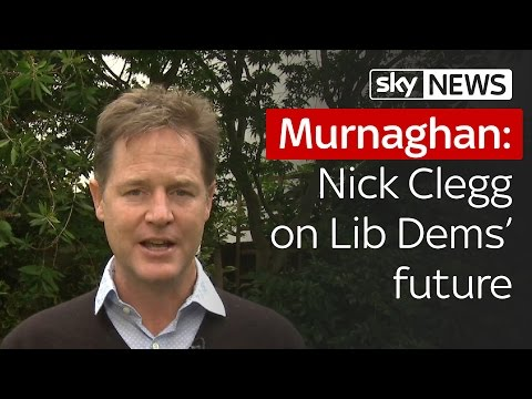 Murnaghan | Nick Clegg on the Lib Dems' future