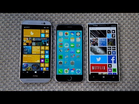 The iPhone 6: Thoughts From A Windows Phone User