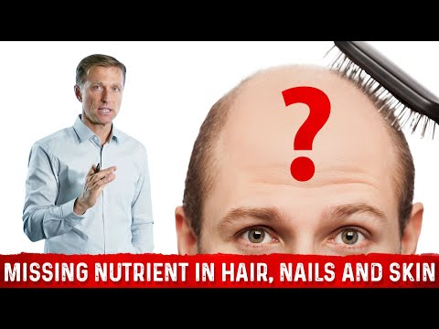 The Missing Nutrient in Hair, Nails and Skin