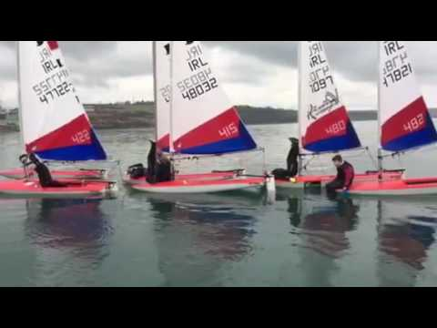 La mannequin challenge della Royal Yachting Association northern Ireland